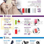 Technologies ITech Bluetooth Headsets, Moigus Power Bank, MyVoice 3000, 312, VoiceClip 310, Moibook 3000, 14000, Moijuice 6100, 8100