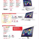 AIO Desktop PCs C470, C560, C560 Touch, A540 Touch