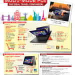 Notebook Multi-Mode Yoga 2 Pro Ultrabook, Yoga 11s