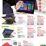 Notebooks Tablets ThinkPad Yoga, ThinkPad X240, ThinkPad 8