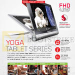 Tablet Yoga 10 HD Plus