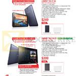 Tablets A7-50, A10-70