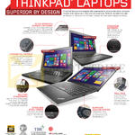 Thinkpad Notebooks Features
