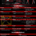 AIO Desktop PC AG270 Gaming Specifications