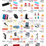 Digital Style Accessories Power Banks, Wireless Headsets, Earphones, Mouse, Fitness Trackers, Speakers, Printer, LED Night Lamp