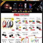 Gavio Prive Headphones, USB Chargers, Speakers, Earphones, Plush Envelope Tablet Sleeve, IPad Case