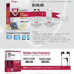 McAfee Livesafe 2014, McAfee Total Protection