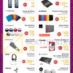 Accessories Headphones, Powerbank, Earphones, Software, Wireless Speakers, Laptop Sleeves, Screen Protectors, Macbook Sleeves