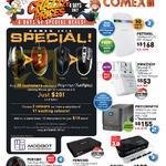Wireless Hotspot, Range Extender, UPS, Hub, Switch, Foto Onyx Smartphone Camera Remote