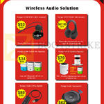Headsets, Speakers, Symphony 380 Plus, 350, S288 Hybrid Mini Speaker, S310 Vibration, 2-Way Bluetooth Audio Splitter, Audio Transceiver