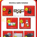 Wireless Audio Bluetooth Headsets, Symphony 380 Plus, 350, S288 Hybrid Mini Speaker, S310 Vibration Speaker, Keyboards