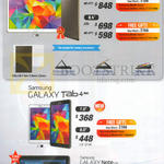 Galaxy Tab S 10.5, Galaxy Tab S 8.4, Galaxy Tab 4 7.0, Galaxy Tab 4 8.0, Galaxy Note 10