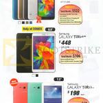 Mobile Phones, Tablets, Galaxy S5, Tab 4 8.0, Tab 3 7.0