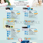 Samsung Printers Laser Xpress M2885FW, C460FW, ProXpress CLX-6260FW, M2070W