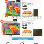 Tablets Galaxy Tab S 8.4, Galaxy Tab S 10.5