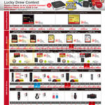 Memory Cards (RSP Prices) Flash USB, Compact Flash Cards CF, SD Cards, MicroSD Cards, Drives, SSDs, Wireless Memory