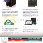 Business Storage Features 2 Bay NAS, 4 Bay NAS, Windows Server 4 Bay NAS