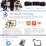 Seagate NAS Pro Features OS 4 Advantage, SimplyRaid