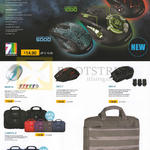 Powerlogic Mouse, Laptop, Tablet Bags, X-Craft, Neon 03, GMX-7, GMX-9, Campus 12, Campus 14, Citi Note