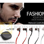Noontec Rio Fashion Hi-Fi Earphone