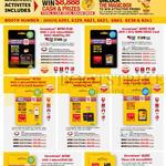 Flash Memory MicroSD, SDXC Nitro Plus, UHS, Card Reader, 8GB, 16GB, 32GB, 64GB