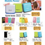 The Perpetuity PNY Power Banks Sports Series Power-52s, C51, CL51, V78, P104, 78s, 104s