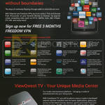 Freedom VPN Free 3 Months, TV