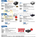 Desktop PCs Compact Mini, VivoPC VM62N-G024R, VM42-S126Y, VivoMini UN62-M111Y, UN42--M074Y, Chromebox CN60-M109Y