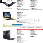 Notebooks, 2-In-1 Transformer Book Series, Zenbook, Chi T300CHI-FH014H, T300CHI-FL006H, T100CHI-FG007B, UX305LA-FB003H, UX305LA-FB003H, UX305LA-FB002H, UX305FA-FC051H