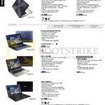 Notebooks, K Series, X Series, K501LX-DM017H, K501LX-DM054H, EeeBook X205TA-BING-FD015BS, X455LJ-WX058H, X555LJ-XX200H, X550JX-DM009H