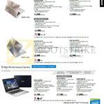 Notebooks, Zenbook, K Series, UX303LB-DQ058H, UX303LA-R0332H, UX303LB-R4116H, UX501JW-FI177H, UX501JW-CN212H, K401LB-FA007H, K501LB-DM021H, K455LB-WX013H