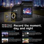 Reco Classic Car Camera Driving Recorder