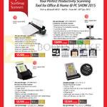 Fujitsu Scanners ScanSnap IX100, SV600, IX500, S1300i