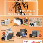 Hiti Photo Printers P110S, CS-200e, P720L, P520L, P510K, CS-200e, Pringo