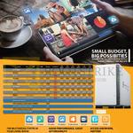 Synology NAS DS115, DS115J, DS214se, DS215J, DS214, DS214play, DS715, DX213, DX513,DS RS Audio Remote, CCTV Surveillance License Pack 1, 4,8
