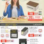 Stamp Maker Pomrie MEP-T10, MEP-U10, MEP-K10