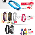 Jawbone Fitness Bands UP, UP2, UP3, UP Move, UP24