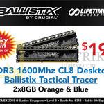Crucial Ballistix Tactical Tracer DDR3 2x8GB