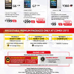 Huawei Star Buy, Packages, Premium Packages, Huawei Care, G6, G7, Y360