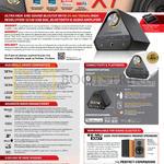 SoundBlaster X7 Speaker Features
