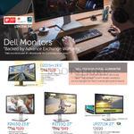 Monitors LED IPS D2015H, P2415Q, P2715Q, UP2715K