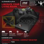 Notebooks Alienware Alpha-476822G-W8 Console, Steam
