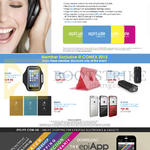 Accessories, Epitude Membership, Armband, Spin Case, Portable Charger, Engage Plus Case, Leather Case