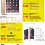 Apple IPad Mini 3, IPhone 6, IPhone 6 Plus, IPod Touch, 16GB, 64GB, 128GB