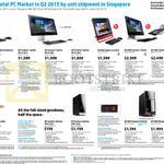 Desktop PCs AIO Monitors, 20-r019d, 22-2100d TouchSmart, Pavilion 23-q038d, 300-114d, 23-q025d, 23-q026d, Slimline 400-535d 536d, Envy 23-n021d, Recline 23-k410d, 27-k405d, 23vx