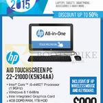 Newstead AIO Desktop PC 22-2100D K5N34AA