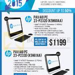 Newstead AIO Desktop PCs 23-P232D K5N60AA, K5N61AA