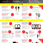 Bluetooth Headsets Sport Music Pulse Wireless, Rox, Coach, Revo, Move, Step Wireless, Play, Solemate, Solemate Mini