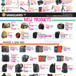 Vanguard Backpacks, Sling Bags, Accessories