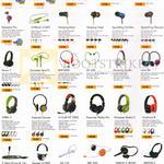 Leapfrog Earphones Headsets Earpump Snug, Neo, Sport 2, Pro, Studio, Studio Pro, NeoPlug Leaf, Nozz, Treon, SparkPlug Turbine, Turbo